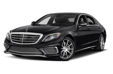 3/4 Front Glamour 2015 Mercedes-Benz S65 AMG
