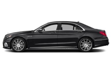 90 Degree Profile 2015 Mercedes-Benz S65 AMG