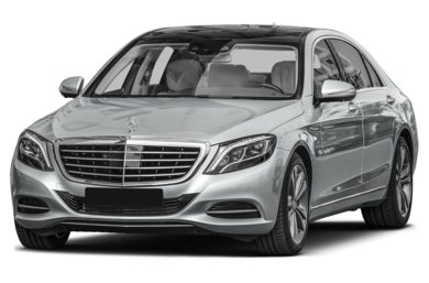 3 4 Front Glamour 2017 Mercedes Benz S550e
