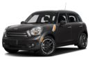 3/4 Front Glamour 2016 MINI Countryman