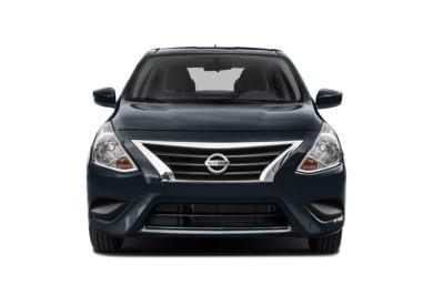 Grille 2017 Nissan Versa
