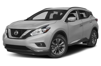 2017 Nissan Murano Styles & Features Highlights