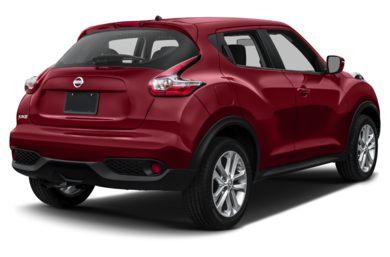3 4 Rear Glamour 2017 Nissan Juke