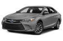 3/4 Front Glamour 2017 Toyota Camry Hybrid