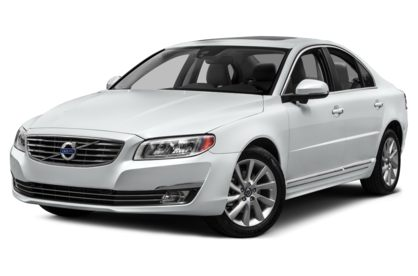 3/4 Front Glamour 2016 Volvo S80