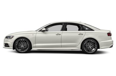 90 Degree Profile 2018 Audi A6