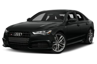 3/4 Front Glamour 2018 Audi S6