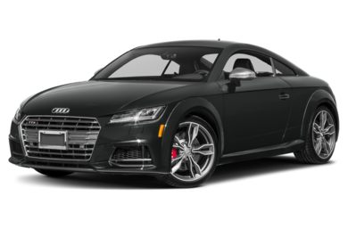 3/4 Front Glamour 2018 Audi TTS