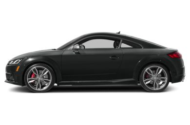 90 Degree Profile 2018 Audi TTS