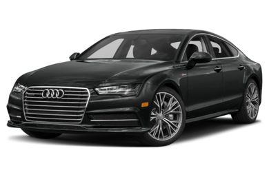 3/4 Front Glamour 2018 Audi A7