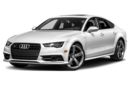 3/4 Front Glamour 2018 Audi S7