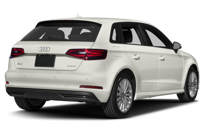 2016 Audi A3 e-tron Styles & Features Highlights