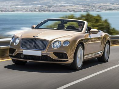 OEM Exterior  2018 Bentley Continental GT