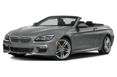 3 4 Front Glamour 2018 BMW 6 Series