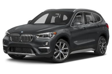 3/4 Front Glamour 2019 BMW X1