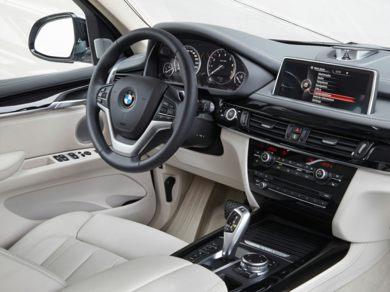 OEM Interior 2018 BMW X5