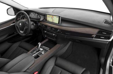 Interior Profile 2016 BMW X5 EDrive