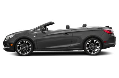 90 Degree Profile 2018 Buick Cascada