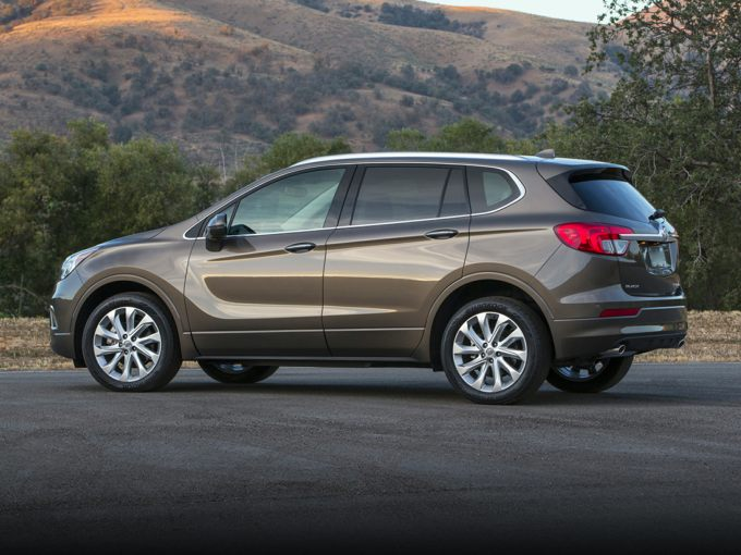 2017 Buick Envision Styles & Features Highlights