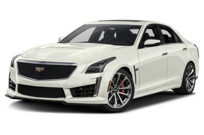 3/4 Front Glamour 2019 Cadillac CTS-V