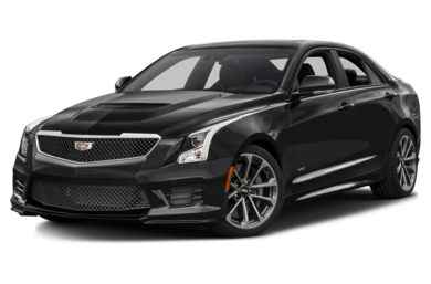 2018 Cadillac Ats V Styles Features Highlights