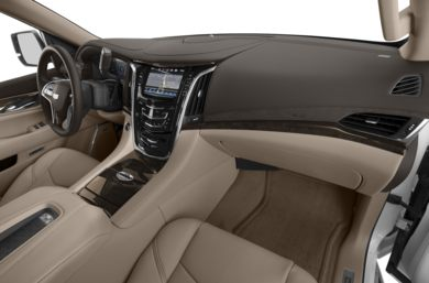 Interior Profile 2017 Cadillac Escalade Esv