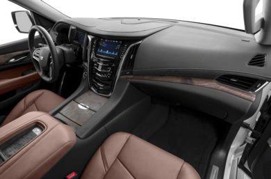 Interior Profile 2017 Cadillac Escalade Esv