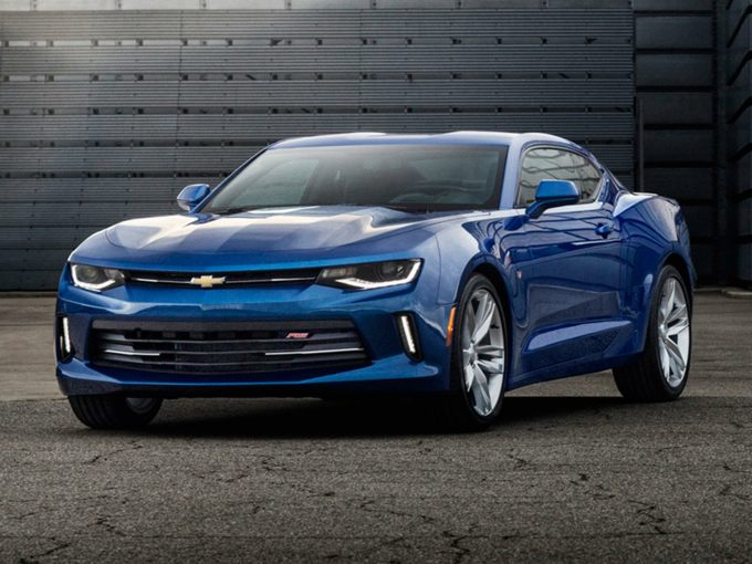2018 Chevrolet Camaro Deals Prices Incentives Leases Overview