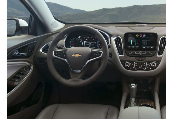 0 Down Lease Deals >> 2018 Chevrolet Malibu Hybrid Pictures & Photos - CarsDirect