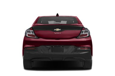 Rear Profile  2017 Chevrolet Volt