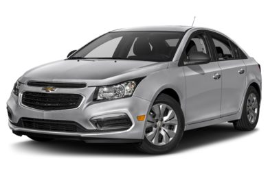 3 4 Front Glamour 2016 Chevrolet Cruze Limited