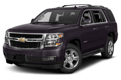 3 4 Front Glamour 2017 Chevrolet Tahoe