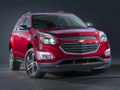 Oem Exterior 2017 Chevrolet Equinox