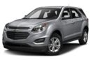 3/4 Front Glamour 2017 Chevrolet Equinox