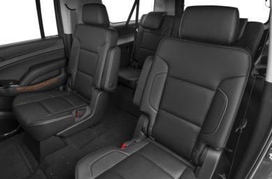 2015 Chevy Suburban Interior