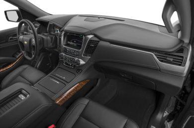 Interior Profile 2017 Chevrolet Suburban