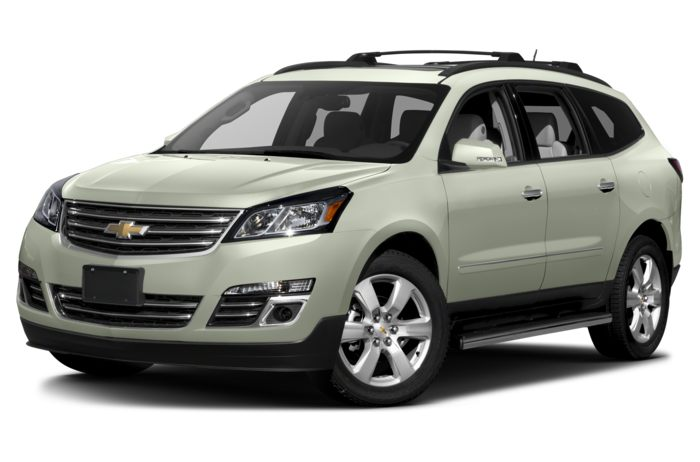 2016 chevrolet traverse specs safety rating mpg - Chevy traverse interior dimensions ...