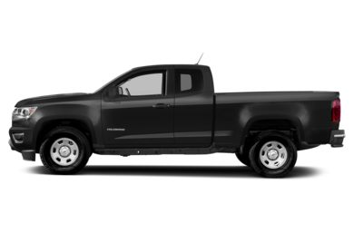 90 Degree Profile 2018 Chevrolet Colorado