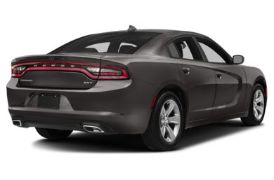 3/4 Rear Glamour  2018 Dodge Charger