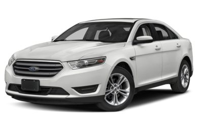 3/4 Front Glamour 2019 Ford Taurus