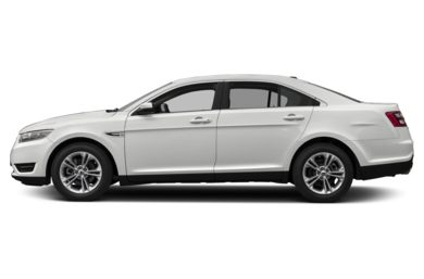 90 Degree Profile 2018 Ford Taurus
