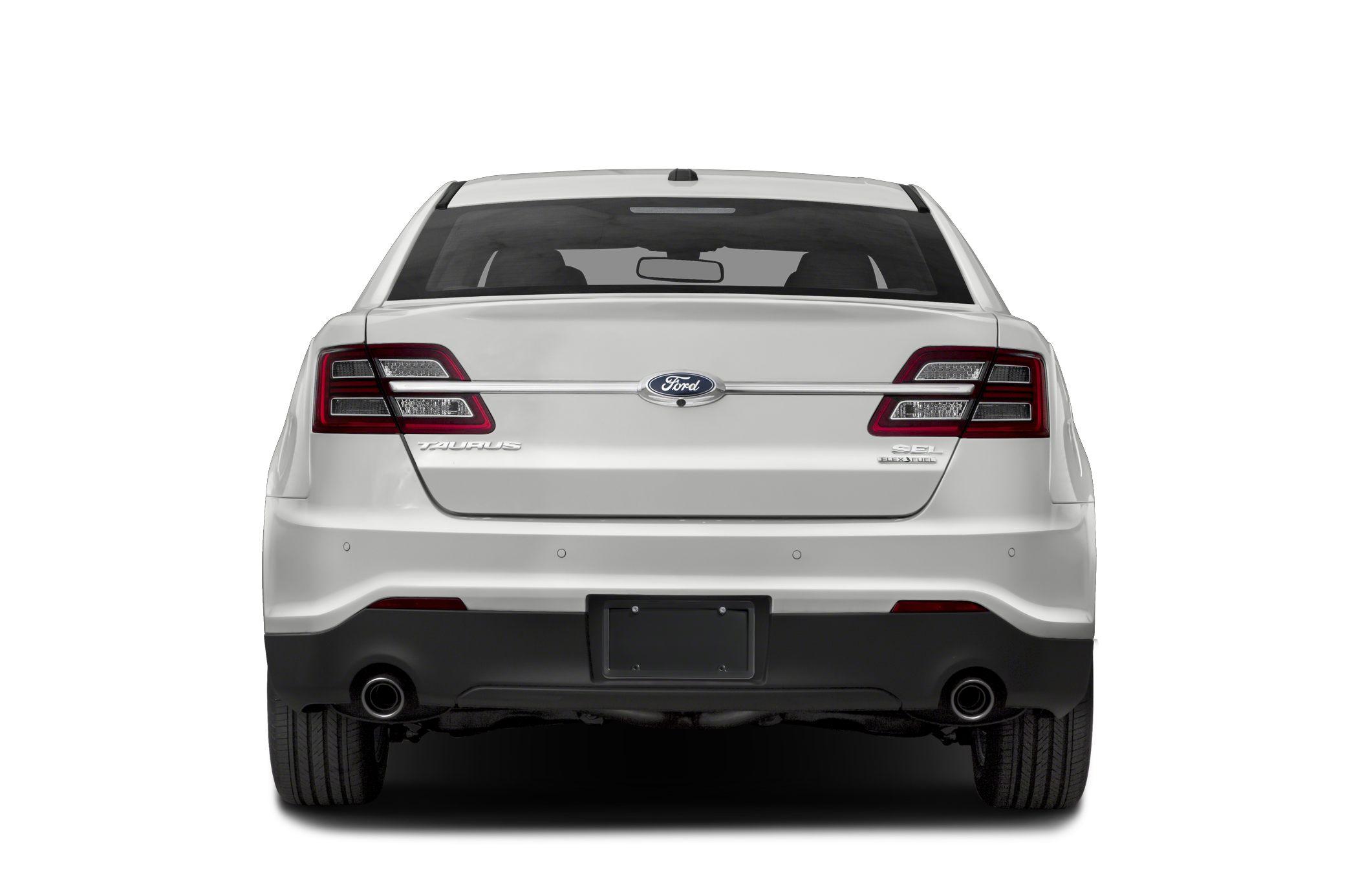 Rear Profile  Ford Taurus