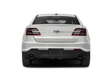 Rear Profile  2018 Ford Taurus