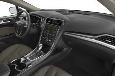 Interior Profile 2015 Ford Fusion