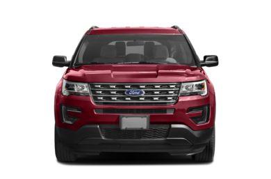 Grille 2017 Ford Explorer