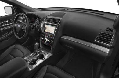 Interior Profile 2017 Ford Explorer