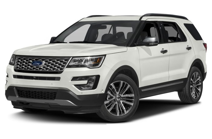 2017 Ford Explorer Mpg >> 2017 Ford Explorer Specs, Safety Rating & MPG - CarsDirect