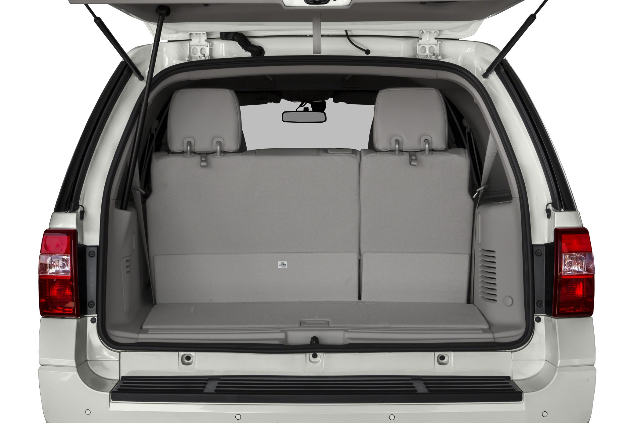 Trunk Cargo Area Pickup Box  Ford Expedition