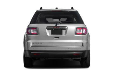 Rear Profile  2017 GMC Acadia Limited