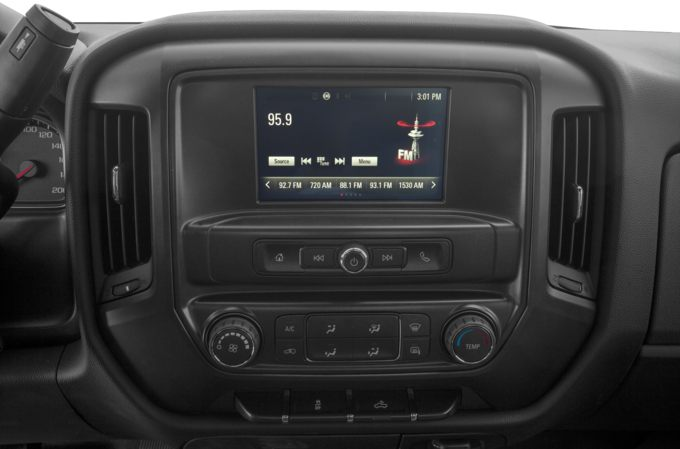 2017 Gmc Sierra 2500hd Styles Amp Features Highlights